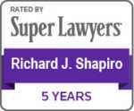 Shapiro+Super+Lawyer+5+Year+Badge