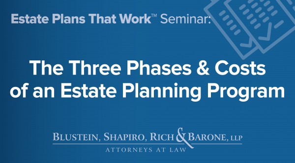 Costs of Estate Planning & Taxes