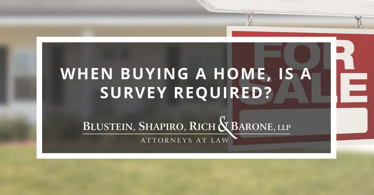 When Buying a Home Attorneys Law